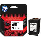 Cartus HP 651 Black C2P10AE