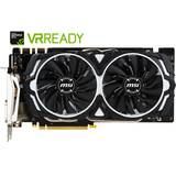 MSI GeForce GTX 1080 Armor OC 8GB DDR5 256-bit