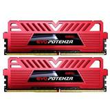 Evo Potenza 8GB DDR4 2133MHz CL15 1.2v Dual Channel Kit