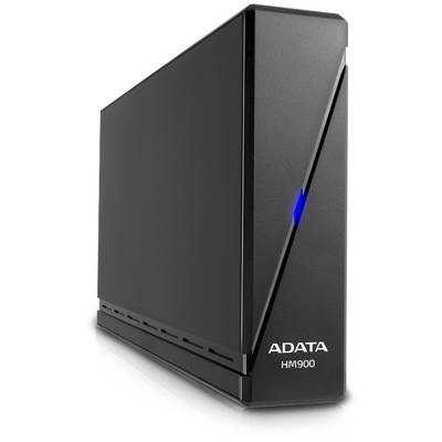 Hard Disk Extern ADATA Media HM900 3TB 3.5 inch USB 3.0 black