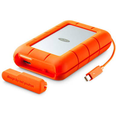Hard Disk Extern Lacie Rugged Mini 4TB USB 3 5400rpm
