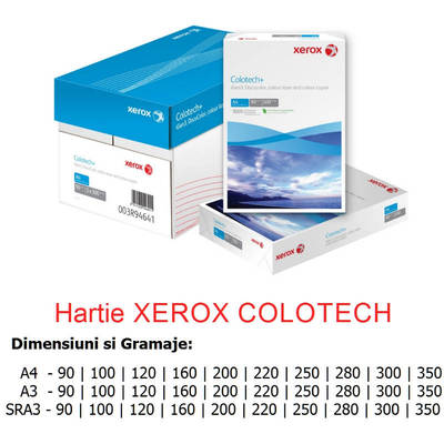 COLOTECH SUPERLUCIOS A3 160G 250/TOP XEROX