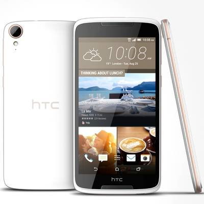 Smartphone HTC Desire 828 16GB Single Sim Pearl White