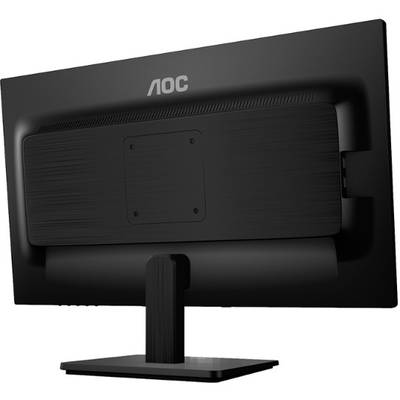 Monitor AOC e975Swda 18.5 inch 5 ms Black