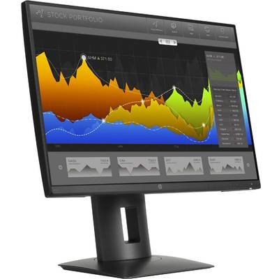 Monitor HP Z24nq 23.8 inch 8ms Black