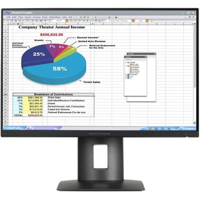 Monitor HP Z24n 24 inch 8ms Black