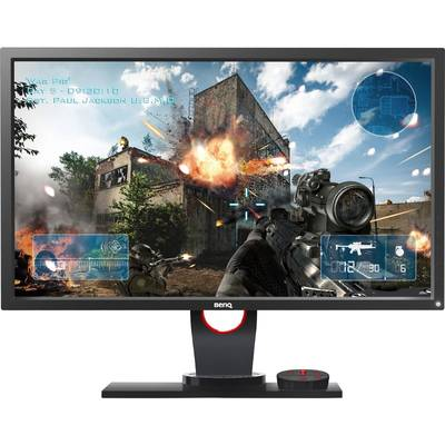Monitor BenQ Gaming Zowie XL2430 24 inch 1ms Black-Red 144Hz