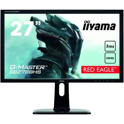 Monitor IIyama Gaming G-Master Red Eagle GB2788HS-B1 27 inch 1ms Black FreeSync 144Hz