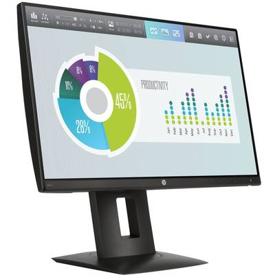 Monitor HP Z22n 21.5 inch 7ms Black