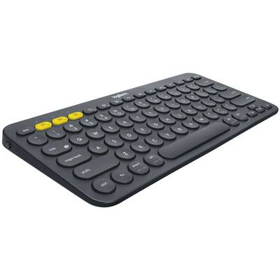 Tastatura LOGITECH K380 Dark Grey - Layout US