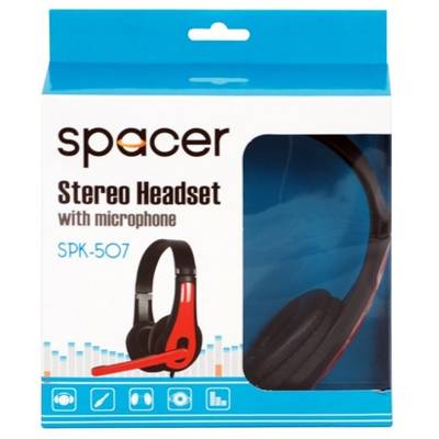 Casti Spacer Over-Head SPK-507