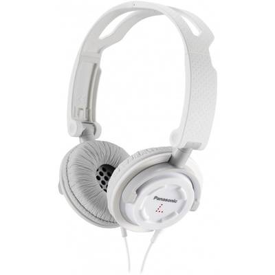 Casti Panasonic Over-Head RP-DJS150E-W White