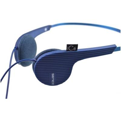 Casti Somic Over-Head Senicc iC6 Blue