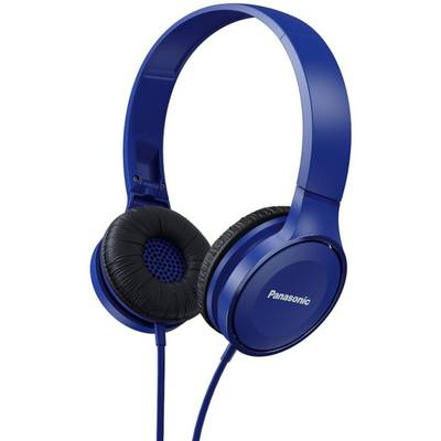 Casti Panasonic Over-Head RP-HF100ME Blue