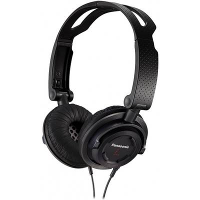 Casti Panasonic Over-Head RP-DJS150E-K Black