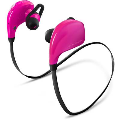 Casti Energy Sistem In-Ear BT Sport Pink