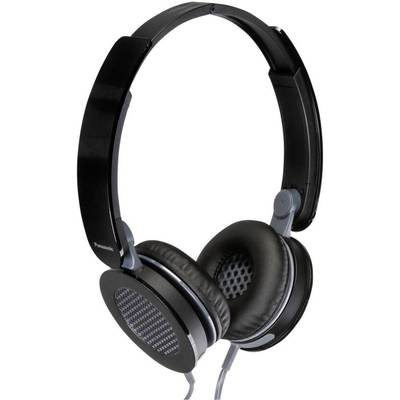 Casti Panasonic Over-Head RP-HXS200E-K Black