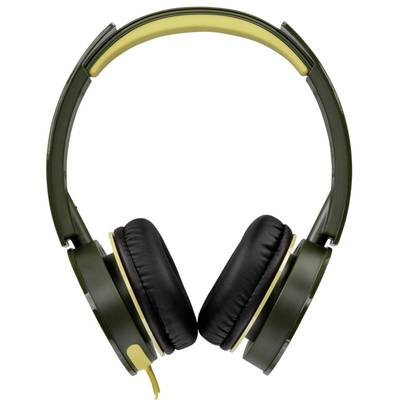 Casti Panasonic Over-Head RP-HXS400E-G Green