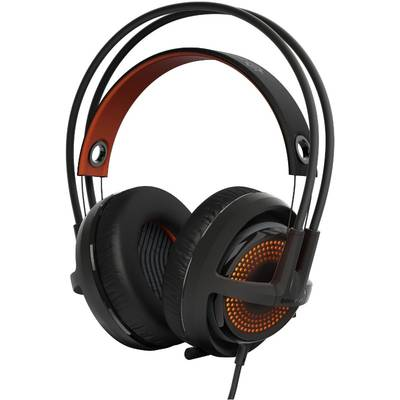 Casti STEELSERIES Siberia 350 Black