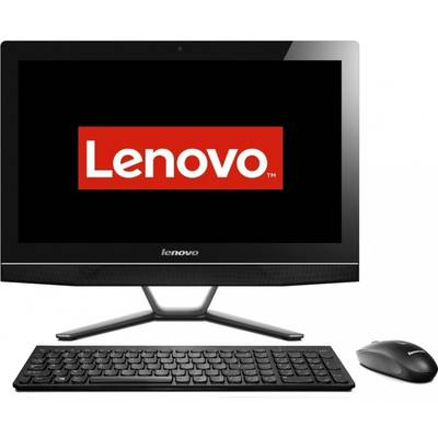 "Sistem All in One Lenovo 21.5"" IdeaCentre B40-30, FHD Touch, Procesor Intel® Core™ i7-4785T 2.2GHz Haswell, 8GB, 1TB, GeForce 820A 2GB, FreeDos, Black"