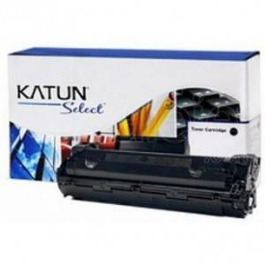 Toner Katun Black Cartridge New-Build, 7200 pages, With Chip echivalent Kyocera TK130/ TK140/ 1T02H5OEUO/ 1T02HS0EU0