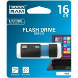 USL2 16GB USB 2.0 Black