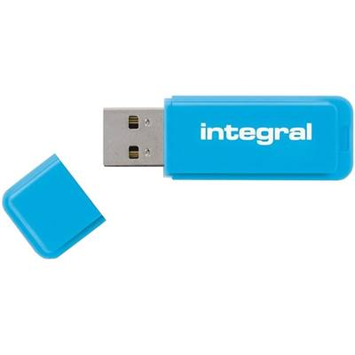 Memorie USB Integral Neon Blue 4GB USB 2.0