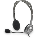 Casti LOGITECH Over-Head H110