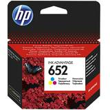 Cartus HP COLOR NR.652 F6V24AE ORIGINAL , DESKJET 2135 AIO