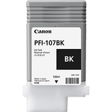 Ink Canon PFI107MBK matte black  | 130ml |  iPF68X, 78X