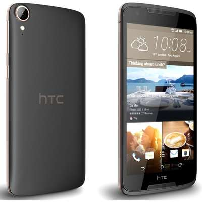 Smartphone HTC Desire 828, Octa Core, 16GB, 2GB RAM, Single SIM, 4G, Dark Grey