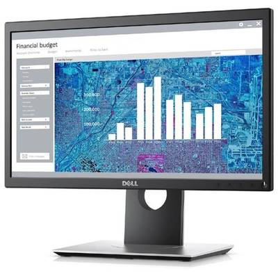 Monitor Dell LED P2017H, HD, 20 inch, 6 ms