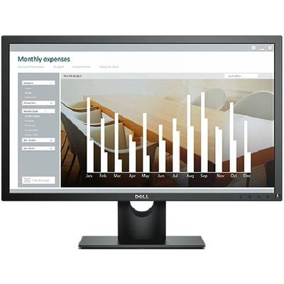 Monitor Dell E2417H 24 inch 8 ms Black