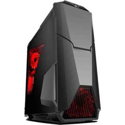 Sistem desktop ForIT SuperGamer OwerPower! TOP Series - Intel i7-6700K Skylake 4.0 GHz, GeForce GTX 950 2 GB GDDR5, 16GB DDR4, SSD 240GB, SSHD 2TB