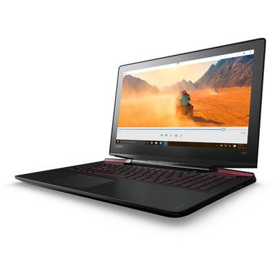 "Laptop Lenovo Gaming 15.6"" Ideapad Y700, FHD IPS, Procesor Intel Core i7-6700HQ (6M Cache, up to 3.50 GHz), 8GB DDR4, 1TB, GeForce GTX 960M 4GB, FreeDos, Black"