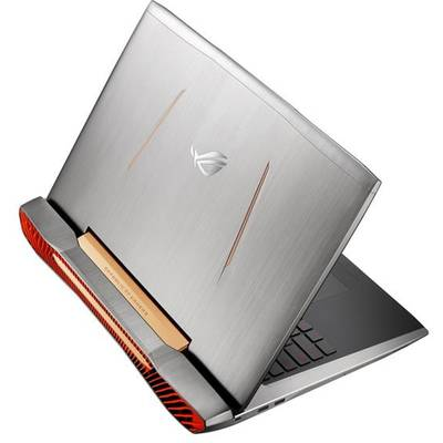 "Laptop Asus Gaming 17.3"" ROG G752VM, FHD, Procesor Intel Core i7-6700HQ (6M Cache, up to 3.50 GHz), 16GB DDR4, 1TB 7200 RPM, GeForce GTX 1060 6GB, Windows 10 Home"