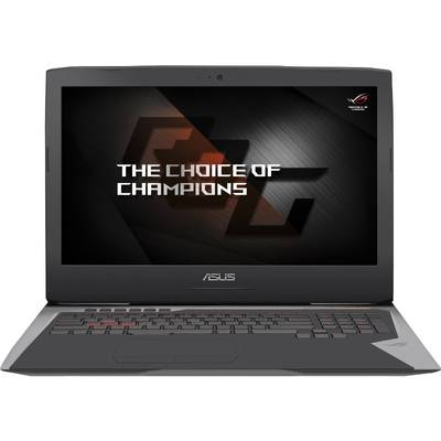 "Laptop Asus Gaming 17.3"" ROG G752VS, FHD 120Hz, Procesor Intel® Core i7-6700HQ (6M Cache, up to 3.50 GHz), 32GB DDR4, 1TB 7200 RPM + 512GB SSD, GeForce GTX 1070 8GB, Windows 10 Home"
