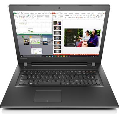 "Laptop Lenovo 17.3"" B71-80, HD+, Procesor Intel® Core i5-6200U (3M Cache, up to 2.80 GHz), 8GB, 1TB, Radeon R5 M330 2GB, FreeDos, Black"