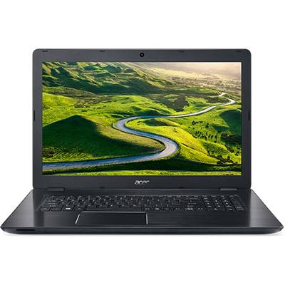 "Laptop Acer 17.3"" Aspire F5-771G, FHD, Procesor Intel Core i5-7200U (3M Cache, up to 3.10 GHz), 8GB DDR4, 256GB SSD, GeForce GTX 950M 4GB, Linux, Black"