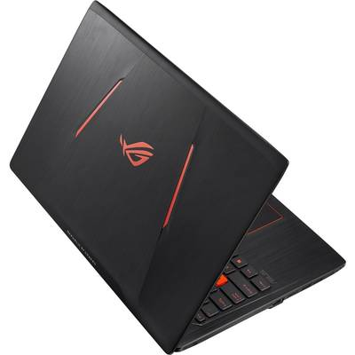 "Laptop Asus Gaming 15.6"" ROG STRIX GL553VW, FHD IPS, Procesor Intel Core i7-6700HQ (6M Cache, up to 3.50 GHz), 8GB DDR4, 1TB, GeForce GTX 960M 4GB, FreeDos, Black"