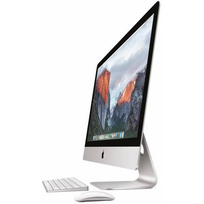 "Sistem All in One Apple 27"" New iMac 27 Retina 5K, Procesor Intel Core i5 3.2GHz Skylake, 8GB, 1TB Fusion Drive, Radeon R9 M390 2GB, Mac OS X El Capitan, ENG keyboard"