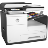 Multifunctionala HP InkJet Color PageWide MFP 377DW Duplex Wireless