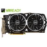 GeForce GTX 1060 Armor OCV1 3GB DDR5 192-bit