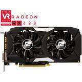 POWERCOLOR Radeon RX 480 Red Dragon 4GB DDR5 256-bit