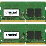 Memorie Laptop Crucial 32GB, DDR4, 2133MHz, CL15, 1.2v, Dual Rank x8, Dual Channel Kit