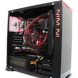 RED Gaming: Legend League - Intel i7-6700K Skylake 4.60 GHz, Z170, GTX 1070 GAMING X 8GB DDR5, 32GB DDR4 3000 MHz, SSD 120GB, HDD 4TB, EK WATER BLOKS, 1600W 80+ Gold