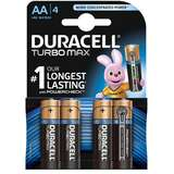 Baterie Duracell Turbo Max AA LR06 4buc