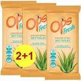 Ops servetele Fresh calatorie aloe 15buc 2+1 gratis