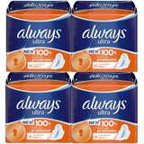 Absorbante Always Ultra normal plus quattro 4*10 buc