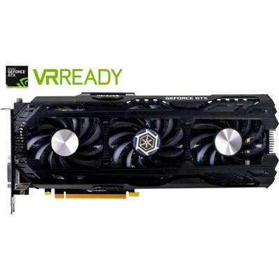Placa Video Inno3D GeForce GTX 1080 Ti iChill X3 11GB DDR5X 352-bit